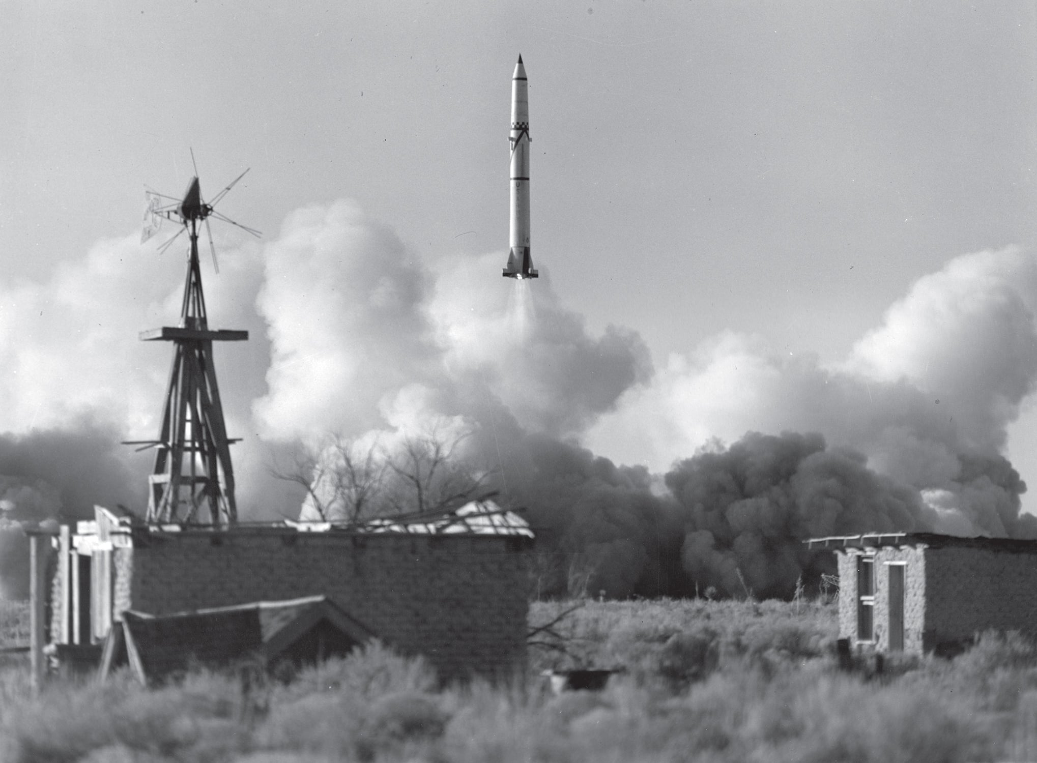 Home on the Range: From Ranches to Rockets